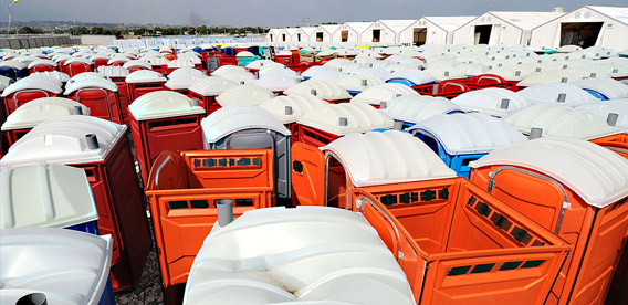 Champion Portable Toilets in Sheboygan, WI